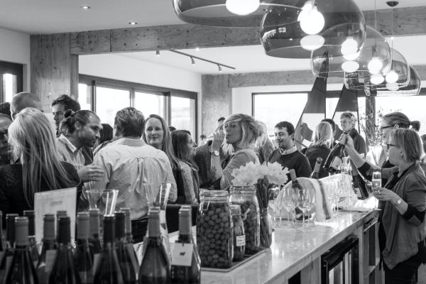 Celebrating the opening of Appleton's at the Vineyard | Trevibban Mill Vineyard & Orchards
