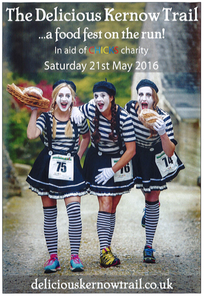 The Delicious Kernow Trail ... a food fest on the run!